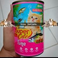 Makanan Kucing Super Cat Baby Kitten 400g