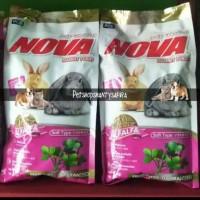 Makanan Kelinci NOVA Alfalfa 1kg