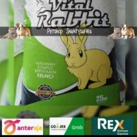 Makanan Kelinci Vital Rabit 1 kg