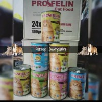 Makanan Kucing Profelin 400g Cat Wet Food