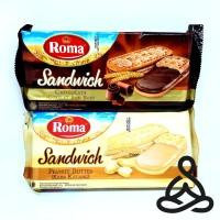 Biskuit Roma Sandwich / Biscuit Wafer