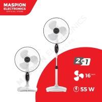 Maspion Stand Fan 16 EX - 167 S ( Exclusive )