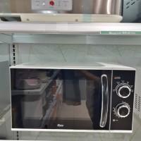 Pemanas Makanan / Microwave Oven Kris Original 23 Ltr - Putih