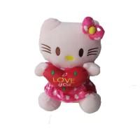 Boneka Hello Kitty Love M