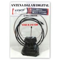 Antena tv digital indoor + kabel / antena tv murah berkualitas