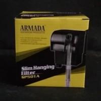 Filter gantung hang on Armada 501A