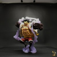 Luffy Gear 4 Bound Man King Of Artist KOA Figure One Piece