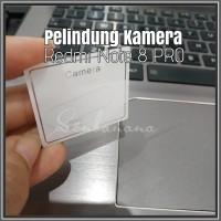 Tempered Glass Pelindung Kamera Protector Xiaomi Redmi Note 8 8A PRO