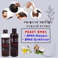 Paket BMKS Shampoo dan Conditioner PERAWATAN RAMBUT RONTOK