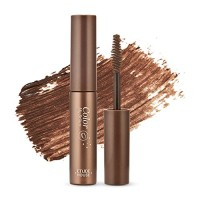 ETUDE HOUSE Color My Brows 4.5g #1 Rich Brown - Eyebrow Mascara, Natur
