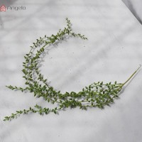 Artificial Plastic Succulent Plant String Pearls Green Vine Home