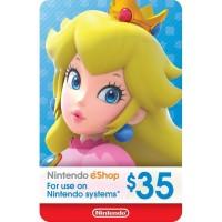 Nintendo Eshop Card 35 USD (US)