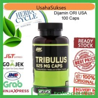 Optimum Nutrition Tribulus 625 mg 100 Cap, ON TRIBULUS Ori USA US""