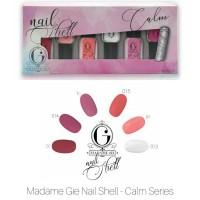 PROMO Madame Gie Nail Shell N-Shell Peel Off Calm Series MURAH