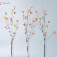 Pohon Daun Maple Imitasi Bahan Plastik untuk Dekorasi Baru