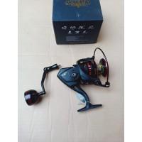 Reel Pancing Power Handle 4000 Ajiking Black Bull Limited Editon