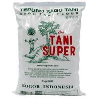 TEPUNG SAGU TANI SUPER 1 KG