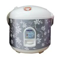 Magic com / Rice Cooker Miyako 528 1,8 liter Garansi Resmi