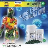 Vitamin Supergrenfood Utk imun Tubuh 600Tab