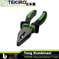 "Tekiro Tang Kombinasi Ukuran 7 Inchi 7 In 7"" - Linesman Pliers Tekiro"