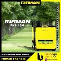 Firman FKS 16 M FKS16M Sprayer Manual KNAPSACK Alat Semprot Hama 16 L