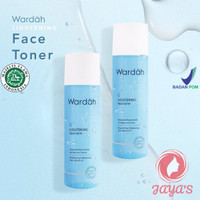 Wardah Lightening Face Toner Original BPOM