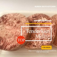 Premium Beef / Tenderloin Metik / Wagyu / Beef / Steak / Best Quality!