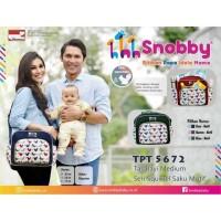 Tas Bayi Medium Saku Snobby Squirrel Diaper Bag Snobby TPT5672 Squirel