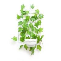 GUNINCO GAPOT PLASTIK pot gantungan bunga tanaman hias pot gantung