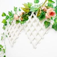 GUNINCO GAPOT WAJIK gantungan pot tatakan jajargenjang tempat bunga