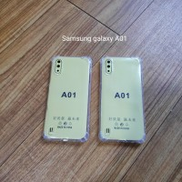 Samsung Galaxy A01 Anti Crack Jelly Case