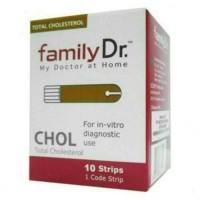 Strip Family Dr Kolesterol