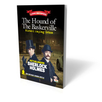 Sherlock Holmes The Hound of The Baskerville versi B.Indonesia