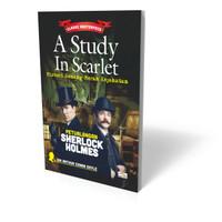 Sherlock Holmes A Study In Scarlet versi B.Indonesia