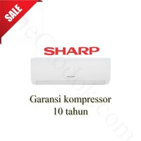 SHARP AC Split 1/2 pk AH-A5UCY / 5UCY unit saja