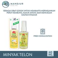 Minyak Telon Cap Gading Spray