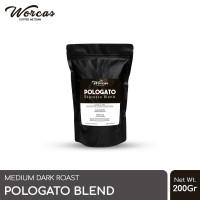 WORCAS Kopi Pologato Espresso Blend 200 Gram