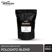 WORCAS Kopi Pologato Espresso Blend 500 Gram