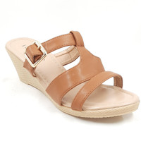 Laviola Shoes - Sandal Wanita - 2085 WLS TAN