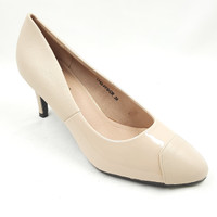 Laviola Shoes - Pantofel Shoes Wanita - 1742 FFS CREAM
