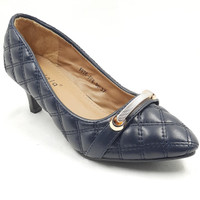 Laviola Shoes - Pantofel Shoes Wanita - 1926 FFW BLUE