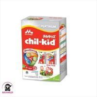 MORINAGA CHIL KID Platinum Stick Pack Vanila 12 x 16 g