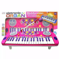 mainan Edukatif Electronic organ - electric piano - keyboard anak
