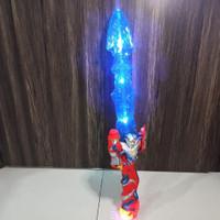 Mainan pedang ultraman menyala Mainan anak