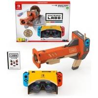 NINTENDO SWITCH LABO VR KIT STARTER SET & BLASTER Toycon -04