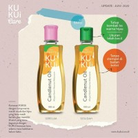 MINYAK KEMIRI KUKUI ORIGINAL (CANDLENUT OIL HAIR TREATMENT)