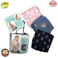 Baby Grow Nursing Wear Kit Apron Menyusui Bayi Setengah Lingkar