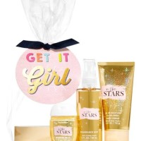 Bath and Body Works In the Stars mini gift set