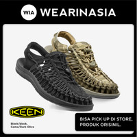 Sepatu Outdoor Keen Uneek M Original - Camo Dark Olive, 42