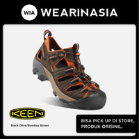 Sepatu Outdoor Keen Arroyo II M Original - Black Brown, 42